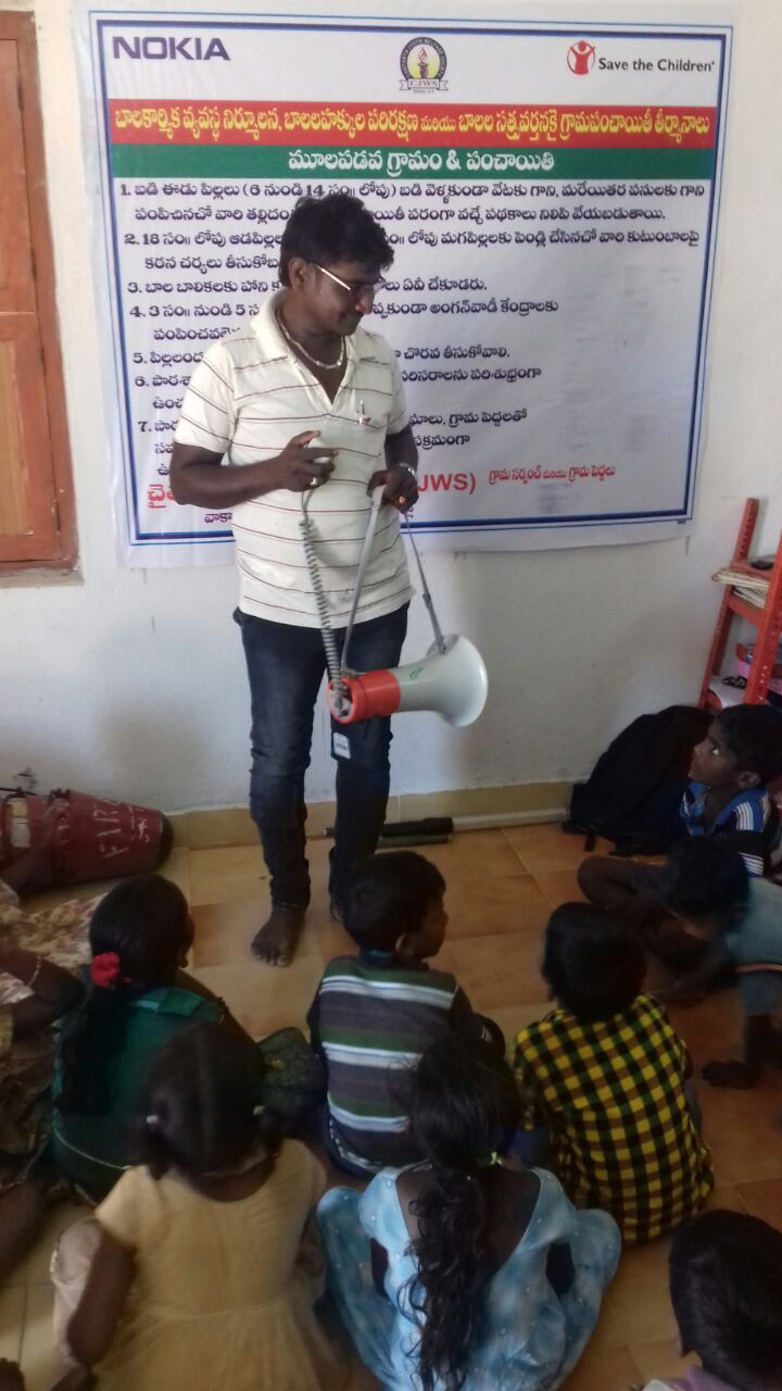School Task Force Training - DRR efforts