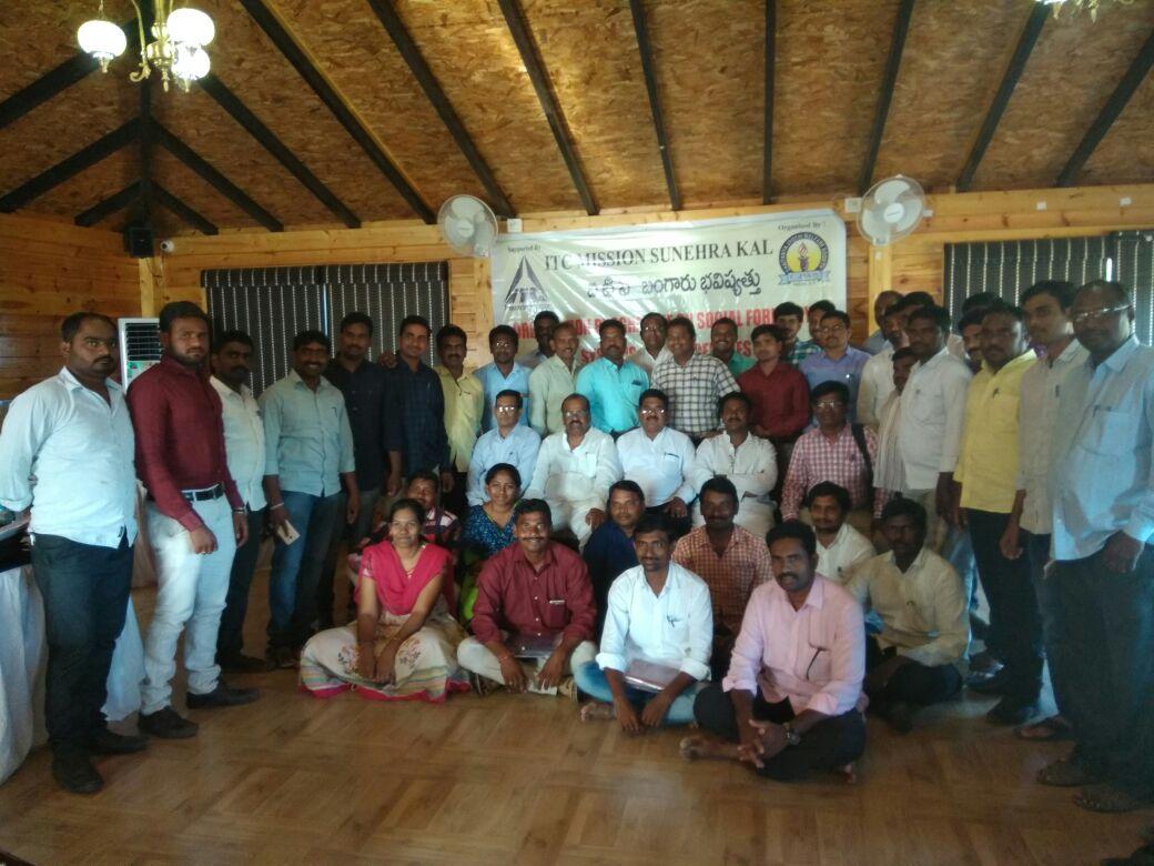 Mission Sunehra kal - CJWS & ITC
